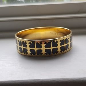 Kate Spade Play your cards right Bangle